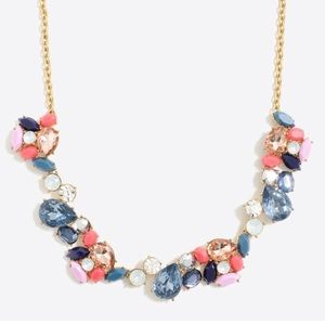 J. Crew Spring Bejeweled Necklace